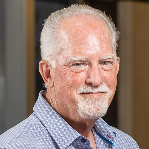 Rod Gundy, Lab Technician